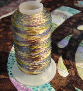 new variegated thread to use
