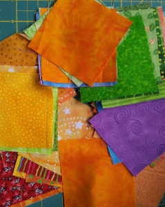 colorful squares ideal for babies