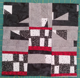 all blocks sewn back together
