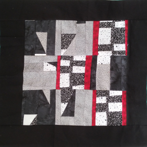 block with border added
