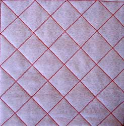 Tuesday Tutor - how to layer your quilt ready for quilting » Arbee ... : cross hatch quilting - Adamdwight.com