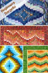 Ruth Blanchet's Bargello Seasons workshop
