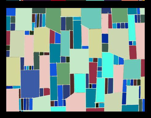 gurli gregersen abstract quilt