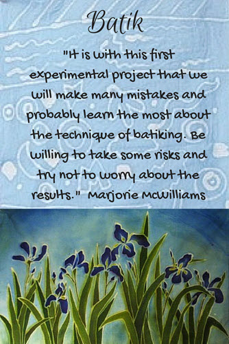a quote by marjorie mcwilliams