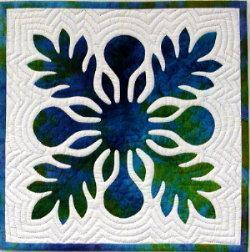Five Basic Characteristics In A Hawaiian Quilt 187 What S