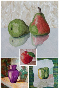 Still Life workshop with Ruth Blanchet