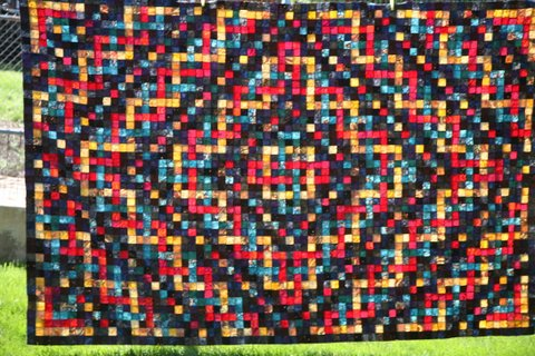Knot of Squares or Trinity Celtic Knot » Arbee Designs blog : celtic knot quilt pattern - Adamdwight.com