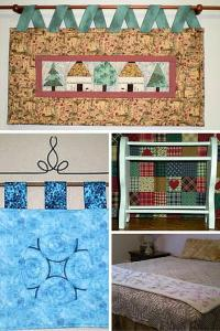 "Susan Dorchester's online workshop ""display your quilts"""
