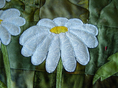 Applique Quilt Daisy Pattern Appliq Patterns