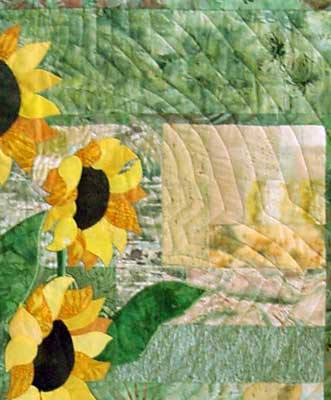 apqs quilts pictures quilt jpg sunflower topic inspiration patterns